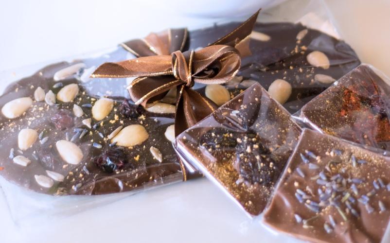 Финский шоколад Kultasuklaa