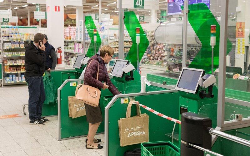 Инвойс в супермаркетах Финляндии