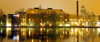 Финляндия - регион Северной Остроботнии