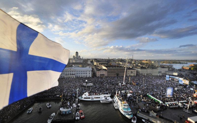 В каком году образовалась Финляндия наше время