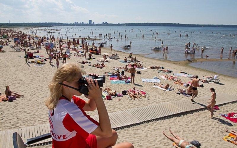 Финляндия пляжный отдых