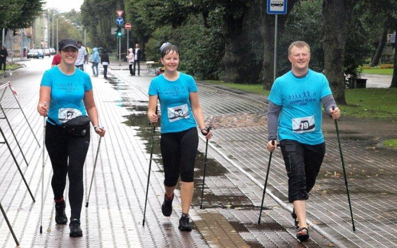 Финская ходьба методика