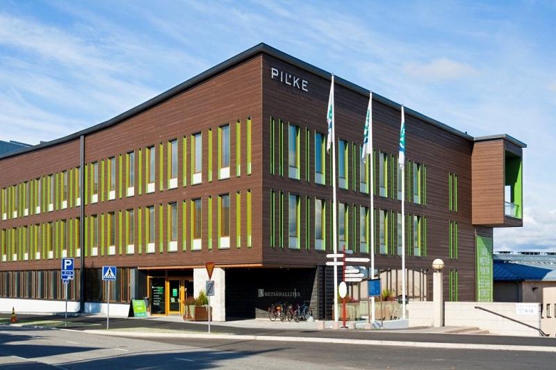Научно-познавательный центр Пильке