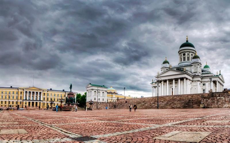 Наши в Финляндии университет в Хелсинки