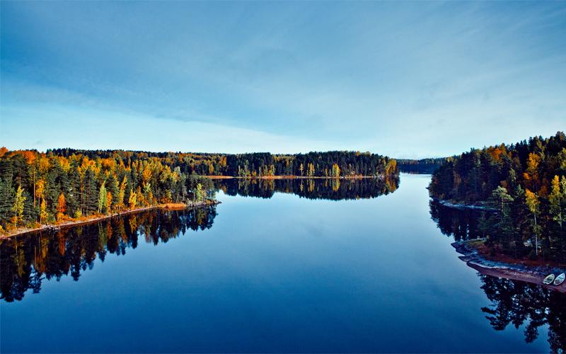 Озеро Сайма что это