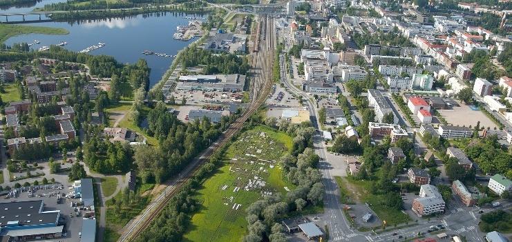 Достопримечательности Миккели, Финляндия