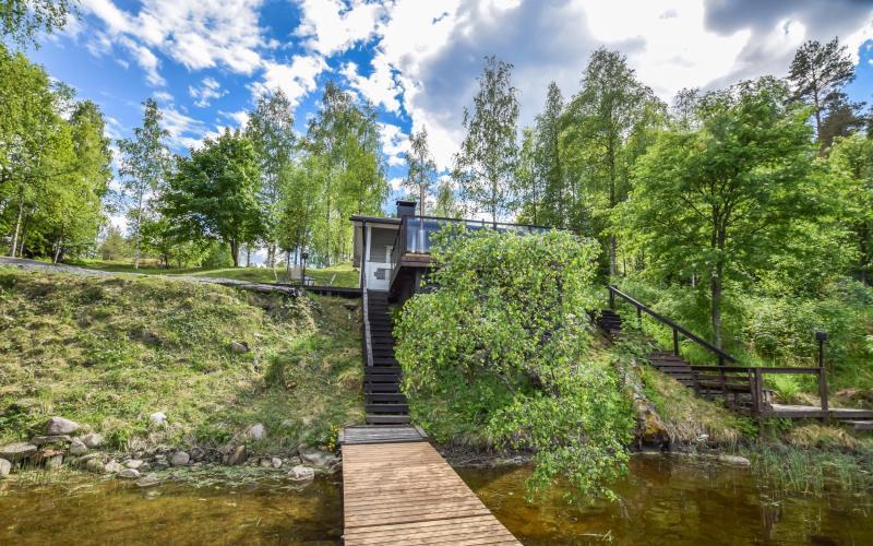 Достопримечательности Миккели, Финляндия парки