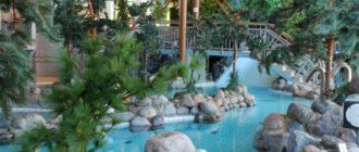 Аквапарк в Иматре
