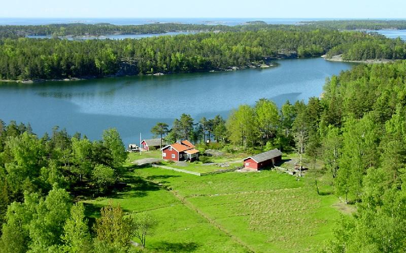 Озеро Сайма история