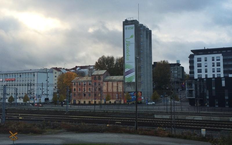 Достопримечательности Миккели, Финляндия история