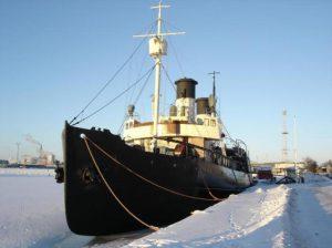 «Тармо» ледокол - музей