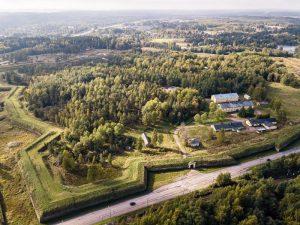 Крепость Кюминлинна