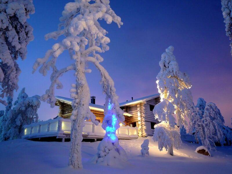 фотогалерея финляндия зимой